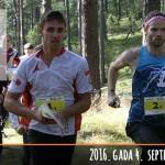 Latvijas 2016. gada čempionāts stafetē